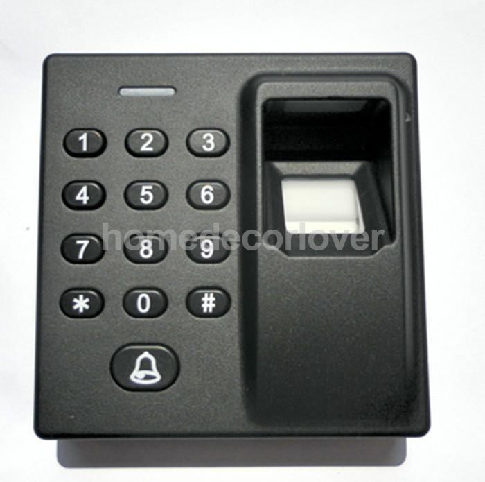 פנטסטי קודן לדלת כניסה עם טביעת אצבע KT-09